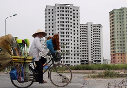 nhà ở xã hội, gói cứu trợ 30.000 tỷ, thu nhập thấp, an cư, sở hữu nhà,