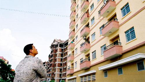 Thu nhập 5 triệu đồng/tháng vẫn mua được nhà Hà Nội
