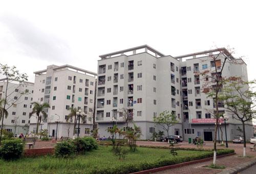 Giá nhà ở xã hội nên từ  8 - 12 triệu/m2