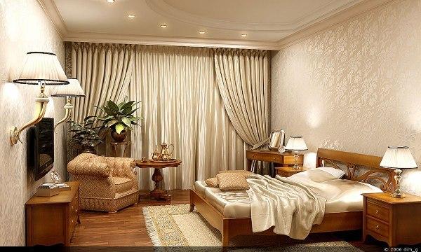 3 1371742643 Thiết kế phong thủy phòng ngủ cho phụ nữ đơn thân