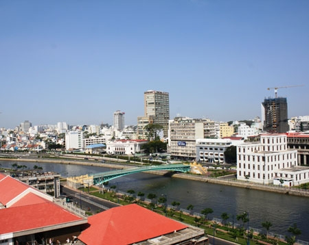 quy hoạch kiến trúc, Thành phố Hồ Chí Minh, xây dựng, kiến trúc Pháp