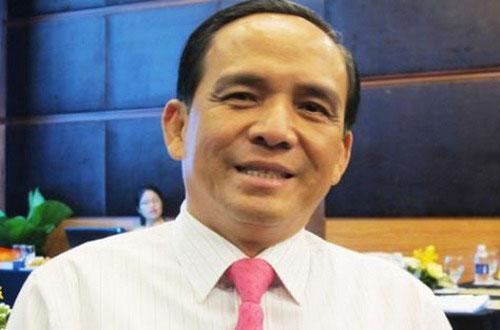 Ông Lê Hoàng Châu, Chủ tịch Hiệp hội Bất động sản TP.HCM