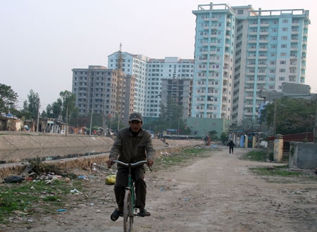 Bộ Xây dựng, tiến độ các dự án bất động sản, nhà ở xã hội, mua nhà