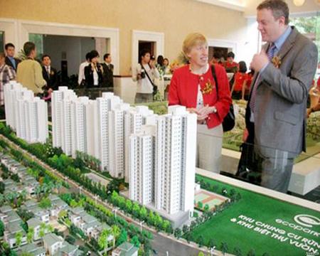 Tính đến hết quý 2/2013 cả nước chỉ có 126 trường hợp mua và sở hữu nhà ở tại Việt Nam