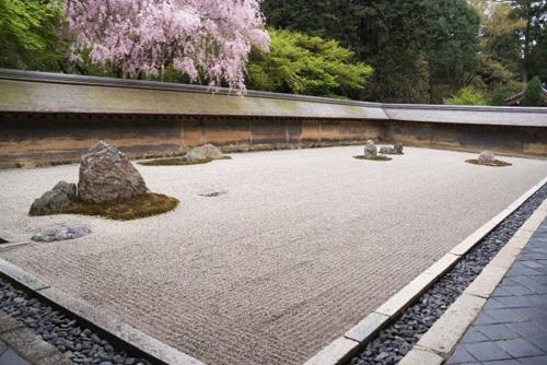 Đẹp lạ lùng vườn Nhật đúng chất - 1