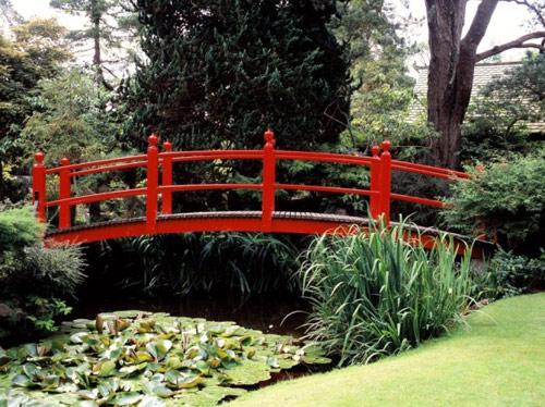 Đẹp lạ lùng vườn Nhật đúng chất - 14