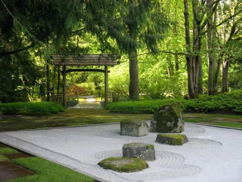 Đẹp lạ lùng vườn Nhật đúng chất - 2