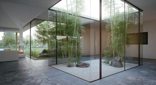 Đẹp lạ lùng vườn Nhật đúng chất - 3