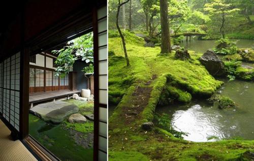 Đẹp lạ lùng vườn Nhật đúng chất - 8