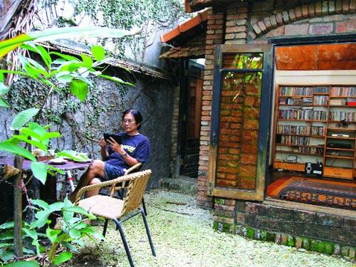 Tới thăm nhà  Dương Thụ, Phú Quang - 10