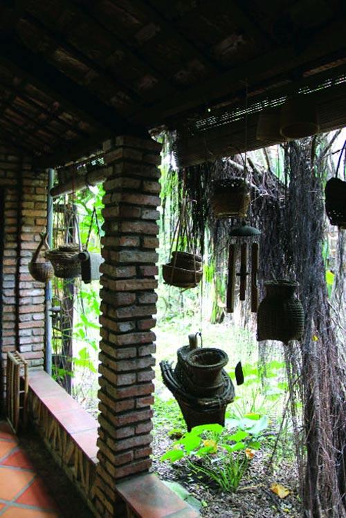 Tới thăm nhà  Dương Thụ, Phú Quang - 12