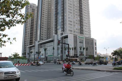 Dự án Sunrise City của chủ đầu tư Novaland đã giảm giá căn hộ xuống còn 50%