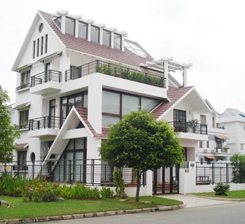 phong thuy 109 vugz 1378811695 Vấn đề hướng nhà hợp phong thủy khi mua nhà