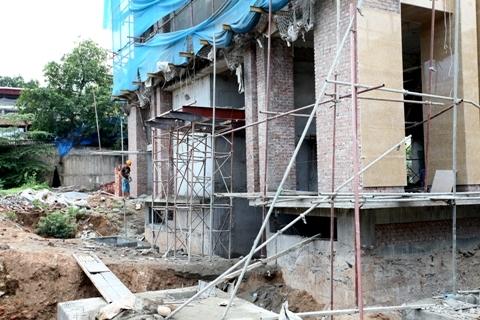 đóng băng bất động sản, gói hỗ trợ nhà ở xã hội, Keangnam