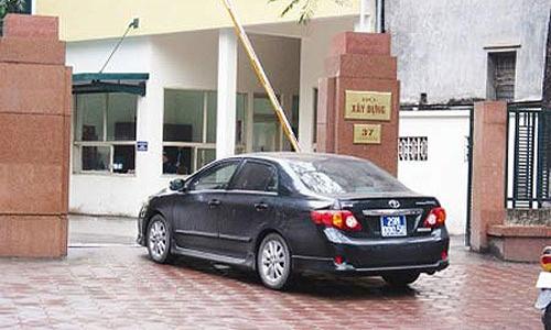 Trụ sở hiện đang làm việc của Bộ Xây dựng có địa chỉ tại 37 Lê Đại Hành, Hà Nội
