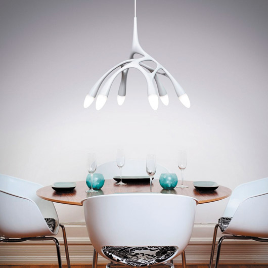 Đèn Pendant, nội thất hữu cơ, phong cách thiết kế