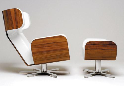 Ghế thư giãn Michael Malmborg, Đèn Pendant, nội thất hữu cơ, phong cách thiết kế