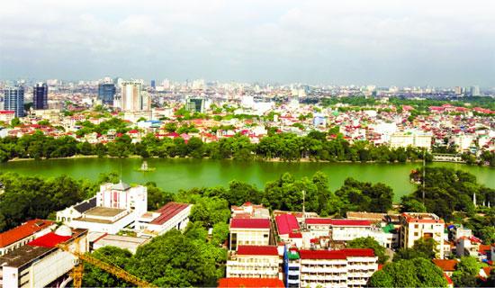 Qua Hội nghị ANMC21, Hà Nội và các TP trong khu vực Châu Á sẽ tìm ra những giải pháp tối ưu trong thực thi, quản lý quy hoạchđô thị để phát triển bền vững.    Ảnh: Xuân Chính