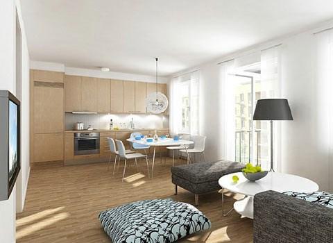 a4 1386001653 Thiết kế phong thủy cho nhà chung cư thế nào cho hợp?