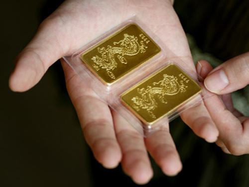 Đấu thầu thành công 14.800 lượng vàng trong phiên 73