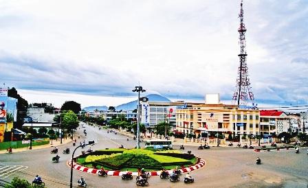Thị xã Tây Ninh lên đời thành phố - CafeLand.Vn