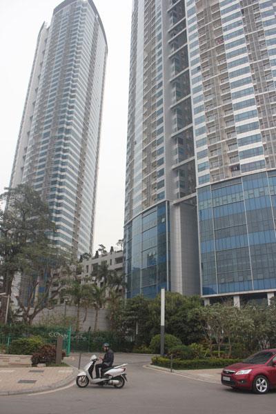 Nhiều hộ dân sinh sống tại tòa nhà Keangnam vẫn đang khiếu kiện do mua phải căn hộ thiếu diện tích