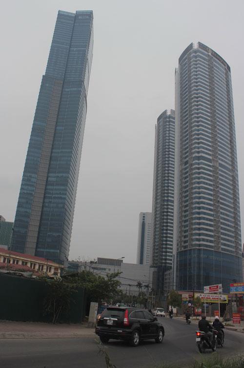 Giá căn hộ chung cư Keangnam lên tới 3.000 USD/m2 nhưng nhiều hộ dân phản ánh nơi họ ở bị tính thiếu tới hàng chục mét vuông