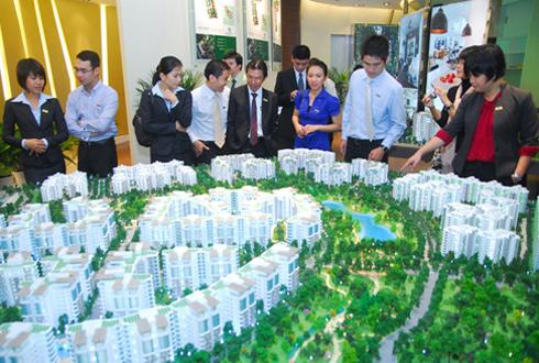 Một dự án được dự kiến thoái vốn cho đối tác Malaysia tại TP HCM. Ảnh: Vũ Lê