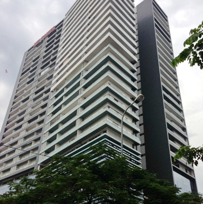Đơn phương chuyển đổi công năng tòa nhà, hàng chục hộ dân phản đối 1