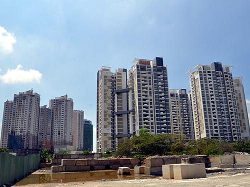 Luật Kinh doanh bất động sản không cho chuyển một phần dự án