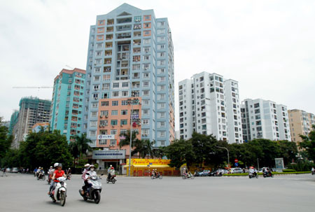 Thành phố Hà Nooij đang tập trung mọi giải pháp để đẩy nhanh tiến đô cấp giấy chứng nhận cho người mua nhà tại các dự án phát triển nhà ở