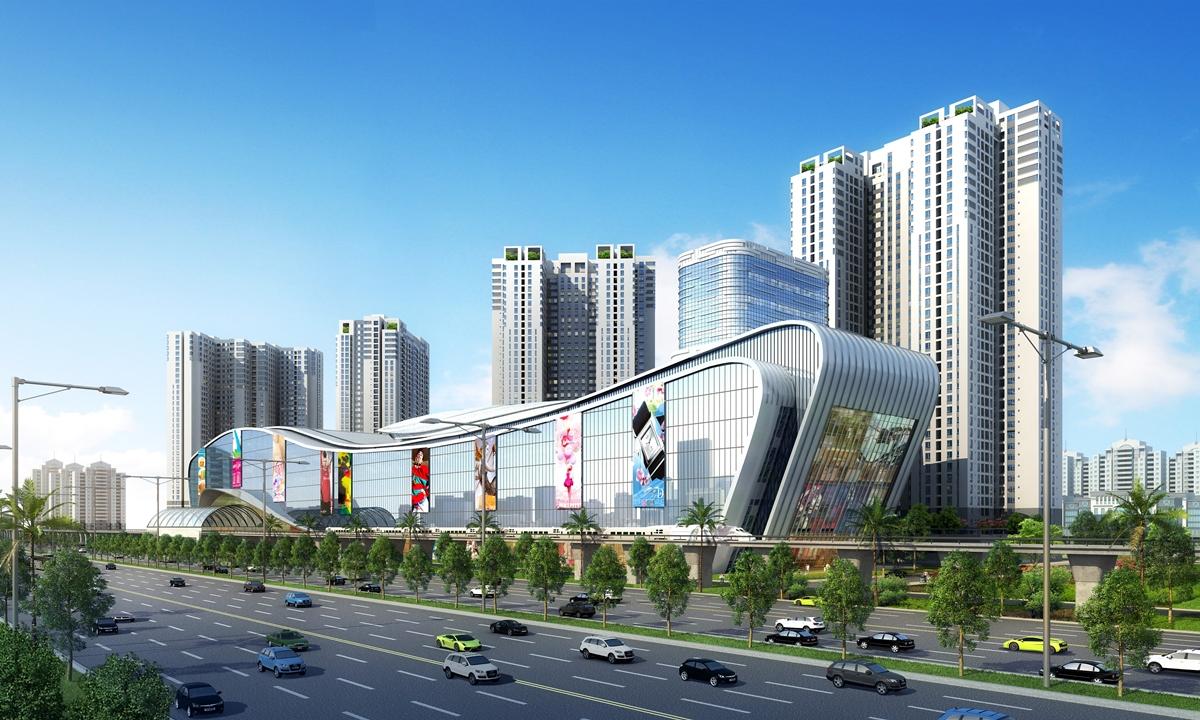 Kết quả hình ảnh cho Vincom Mega Mall Thảo Điền