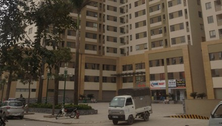 Tòa nhà CT2A Tân Tây Đô