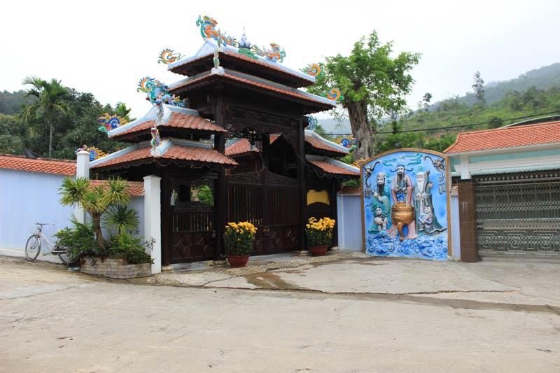 Ngô Văn Quang; tướng Thạch; biệt thự; Hải Vân