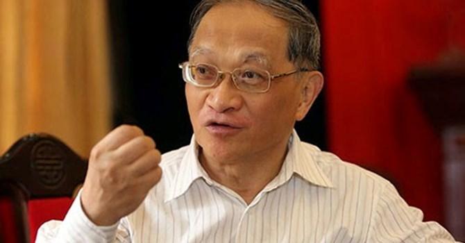 """TS. Lê Đăng Doanh: """"Nhiều nhà đầu tư vẫn quan ngại tình trạng tham nhũng ở Việt Nam"""""""