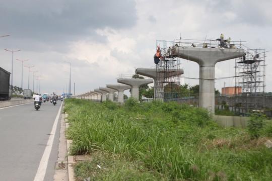 Chủ tịch UBND TP HCM yêu cầu đến năm 2020, toàn bộ dự án đường sắt đô thị số 1 Bến Thành - Suối Tiên phải được đưa vào khai thác