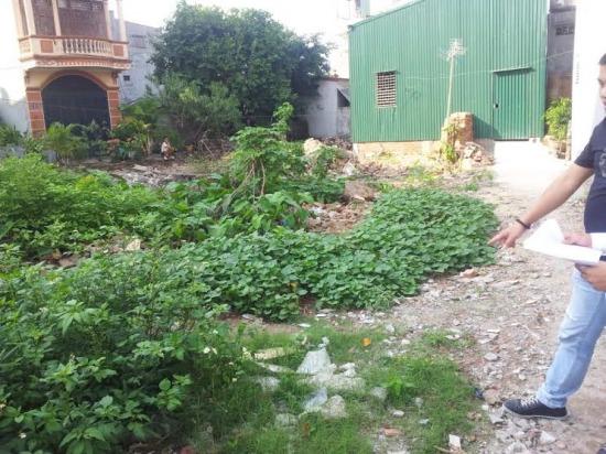 Rủi ro khôn lường khi mua đất xen kẹt