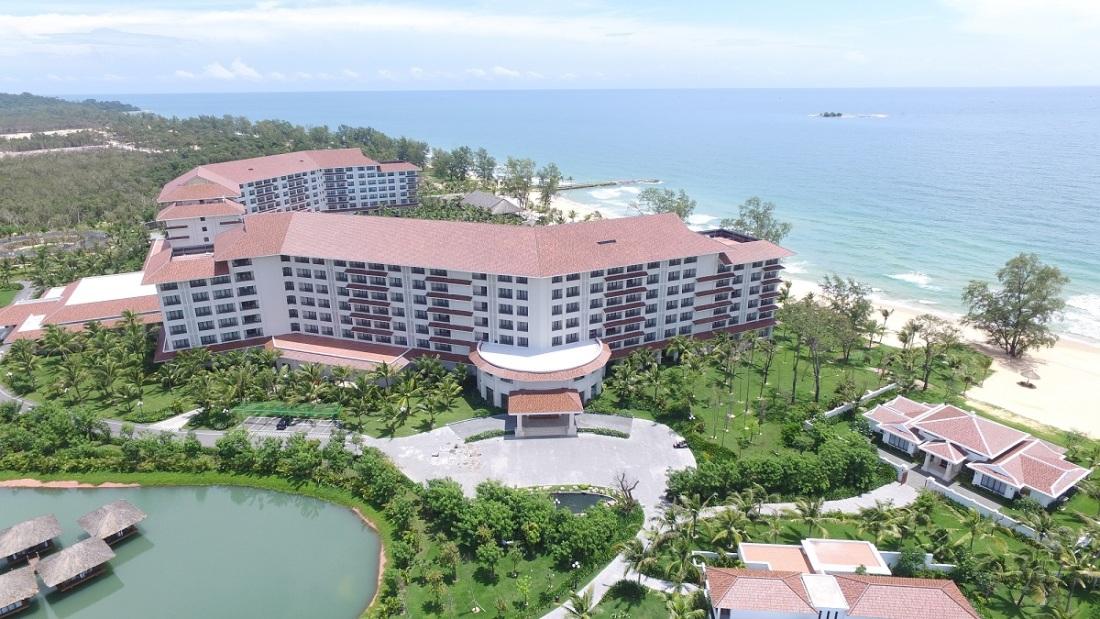 Hơn 250 biệt thự Vinpearl Phú Quốc Villas đã được đặt mua