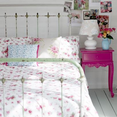 Trang trí nhà với màu hồng cho cô nàng điệu đà