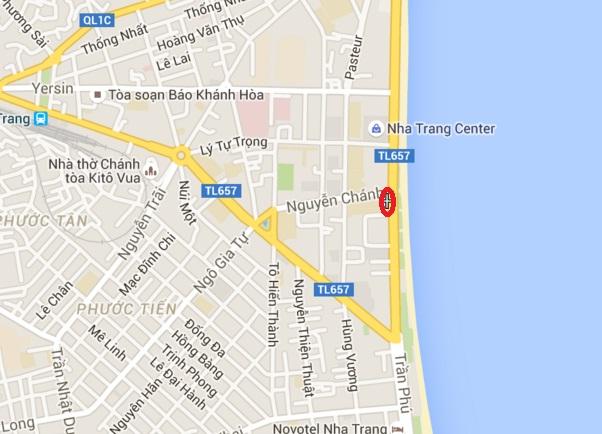 Khnh Ha Giao t thc hin d n Nha Trang Goldend Gate CafeLandVn