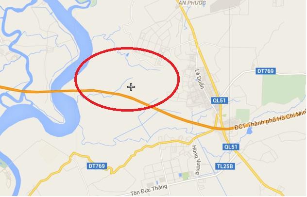 Đồng Nai: Duyệt quy hoạch dự án Amata City Long Thành 2.559 ha