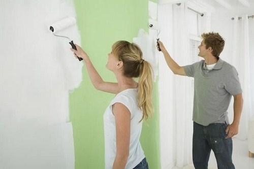 bot tret tuong2cafeland 1469458866 Những lưu ý khi sử dụng bột trét tường trong gia đình bạn
