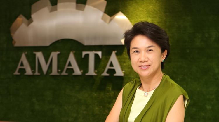 Amata chi 800 triệu USD xây khu công nghiệp thứ 2 ở Việt Nam
