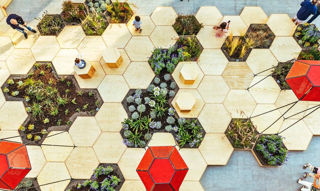 a2 1471599165 Mê mẩn trước khu vườn tổ ong tại đảo lớn nhất Địa Trung Hải