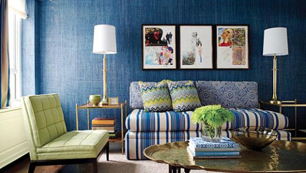 Màu sơn nào sẽ được dùng nhiều nhất trong nội thất năm 2017?