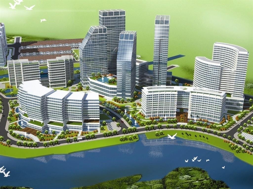 Khu đô thị Senturia Nam Saigon Tiến Phước