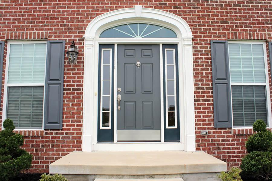 luu y ve thiet ke cua chinh khi xay dung nha 1479206543 Lưu ý về phong thủy khi thiết kế cửa nhà