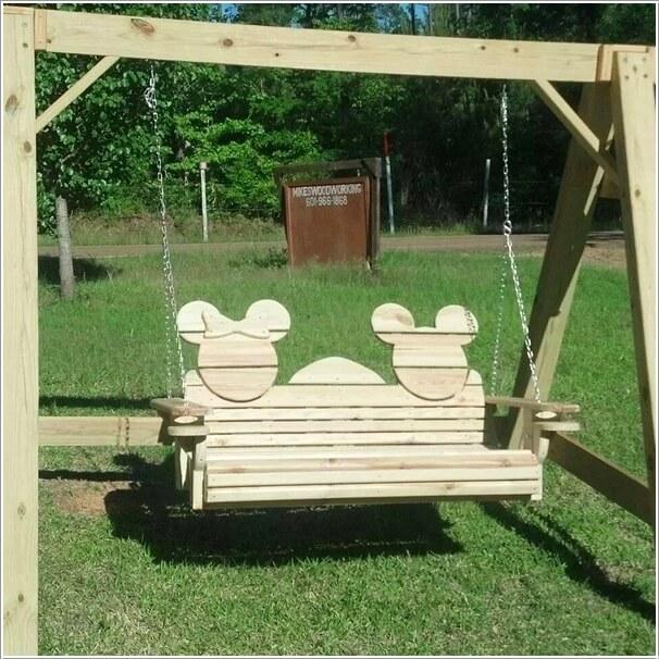 ngoai that 2 1478601020 Thiết kế mẫu sân vườn lấy cảm hứng từ nhân vật chuột Mickey