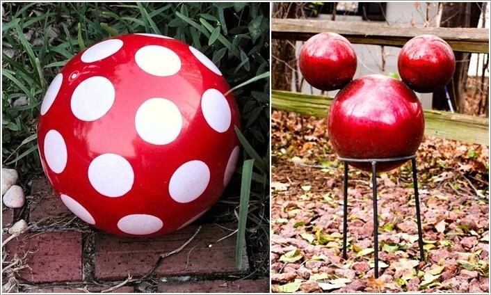 ngoai that 5 1478601497 Thiết kế mẫu sân vườn lấy cảm hứng từ nhân vật chuột Mickey