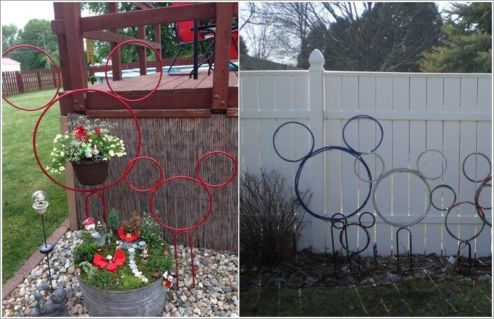 ngoai that 7 1478601121 Thiết kế mẫu sân vườn lấy cảm hứng từ nhân vật chuột Mickey